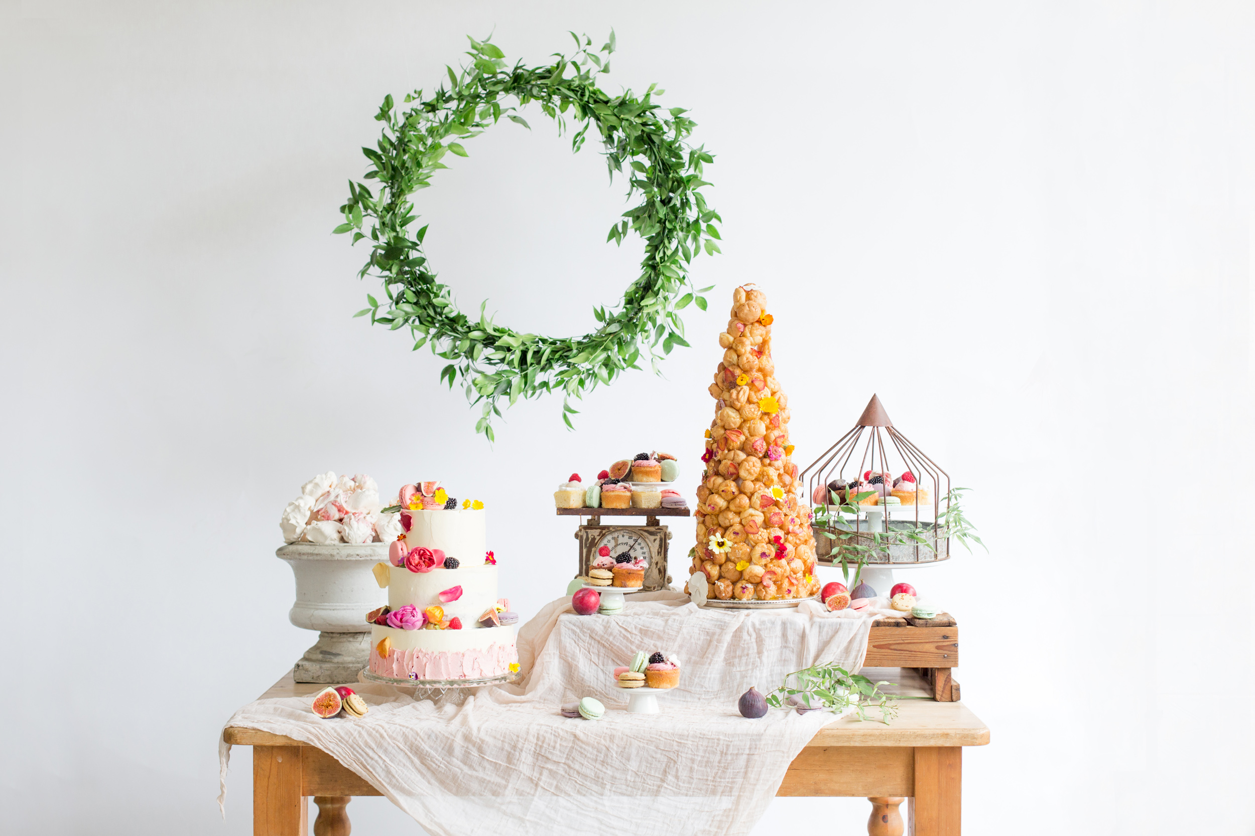 Milk Street Kitchen | We specialise in wedding cakes and favours for ...